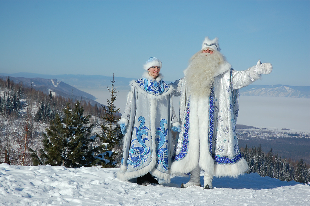 Накануне Рождества Дед Мороз побывает у шахтеров Заполярья