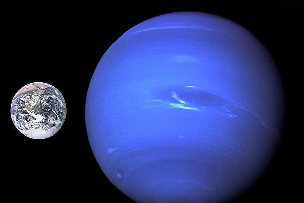 Год на планете Нептун длится 90000 дней и другие интересные факты о планете