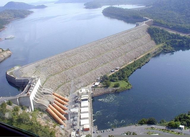 Самым большим в мире признано Ганское водохранилище