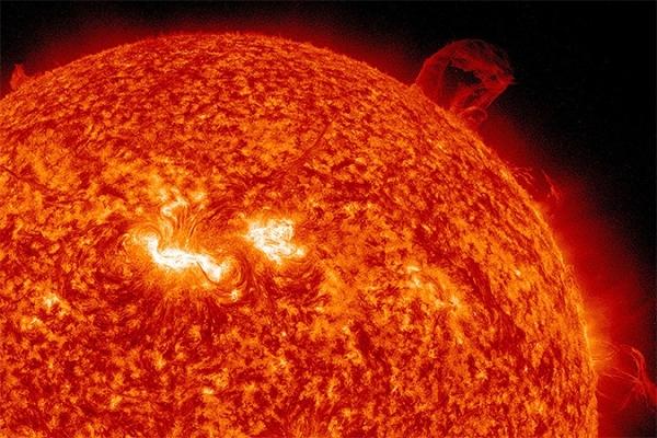 Учёным впервые удалось понаблюдать за активностью плазмы в атмосфере Солнца