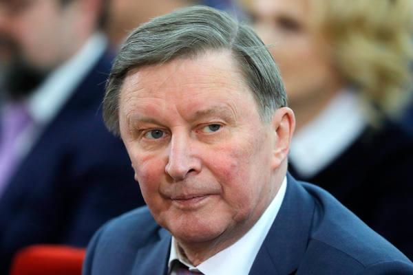 Иванов дал оценку ситуации с природными пожарами в РФ
