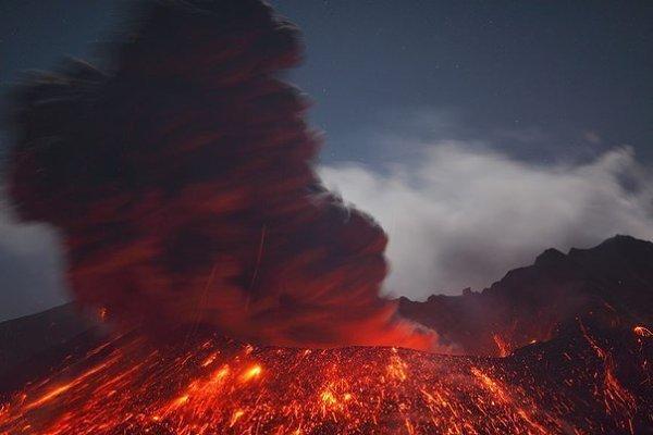 Программа Японии по уменьшению рисков от извержений вулканов