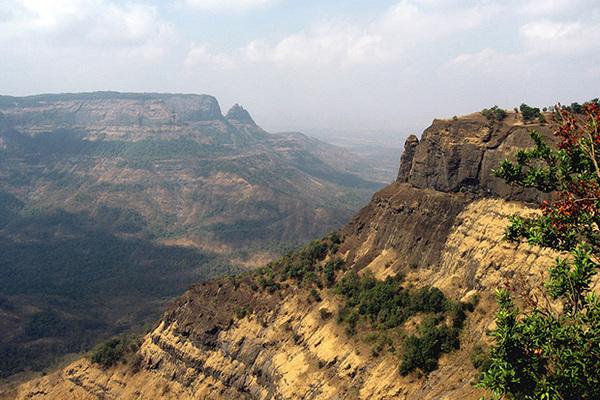 Извержения вулканов на плато Декан в Индии длились миллион лет