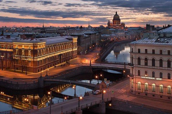 В Санкт-Петербурге построят исторический парк