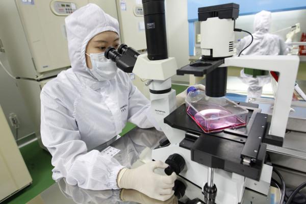 Необычное изобретение: японские ученые создали искусственную кровь