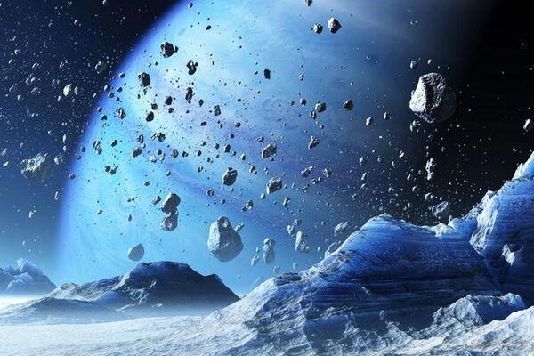 Неожиданные погодные явления на Марсе, Уране и Нептуне