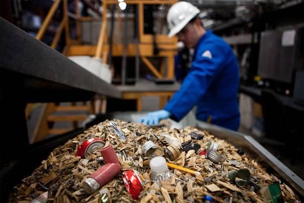 В Якутии используют опыт Подмосковья по переработке мусора