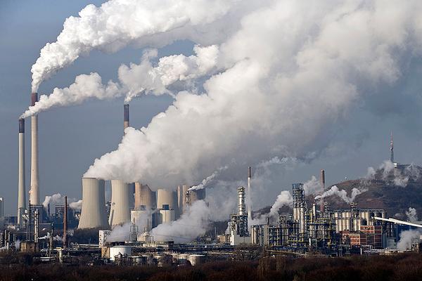 В Киеве проверят информацию о сильном загрязнении атмосферы