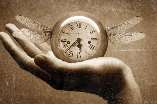 Почему время идет вперед?