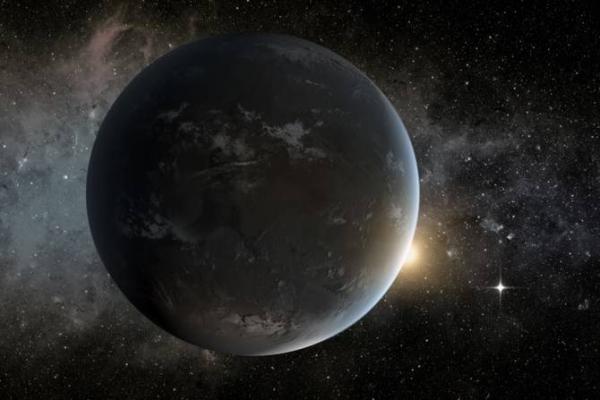 У звезды Барнарда обнаружили замерзшую супер-Землю