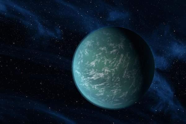 Экзопланета из гелия надувается как воздушный шарик