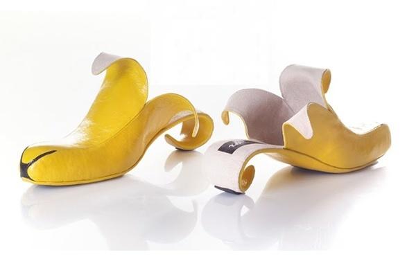 Испанские специалисты изготавливают биоразлагаемые модели обуви из банановых волокон