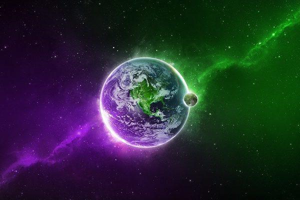 Ядро Земли образует магнитное поле и еще пять интересных научных фактов о планете Земля