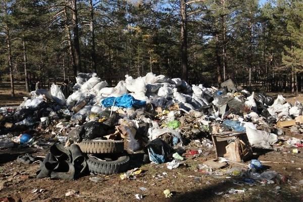 Эксперт рассказал о борьбе со стихийными свалками на Байкале