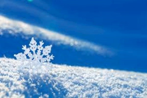 Ученые выяснили, почему снег белого цвета