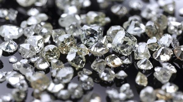 Прародина алмазов - морское дно