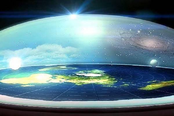 Теория плоской земли или новости современного дурдома