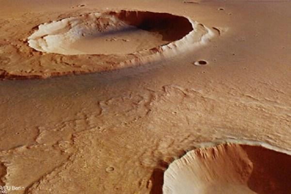 Жизнь на Марсе в
