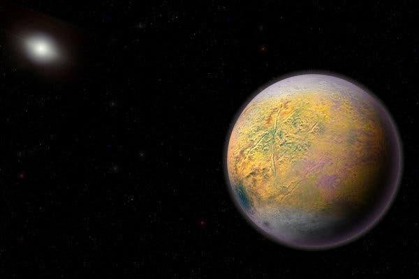 Гигея претендует на звание самой маленькой планеты из семейства карликовых Станет ли небесное тело пятой карликовой планетой Солнечной системы?