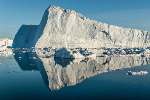 Ледники Гренландии в опасности