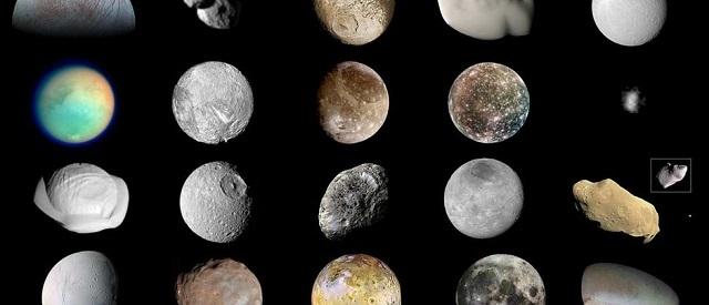Самые невероятные луны Солнечной системы