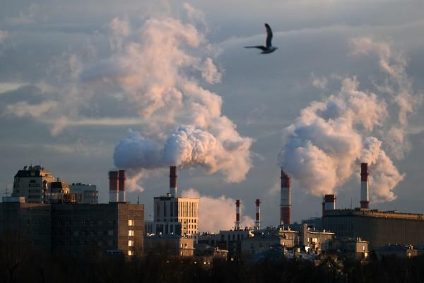 Уровень загрязнения Омска