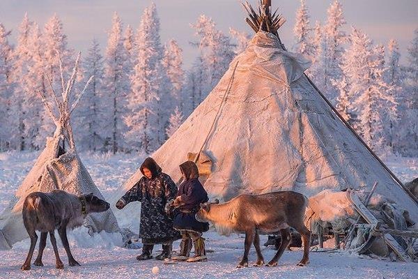 Девять интересных фактов о Крайнем Севере