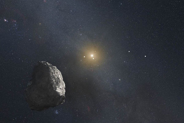 В декабре земляне увидят редкое космическое явление