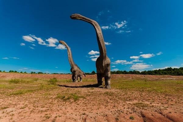 Самый старый длинношеий динозавр найден в Бразилии