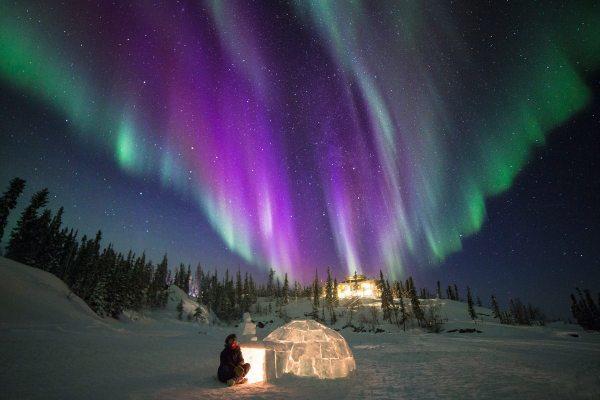 Семь необычных фактов о северном сиянии