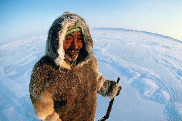 Любопытные факты об эскимосах