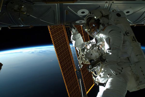 Американский астронавт вскоре может совершить годовой полет на МКС