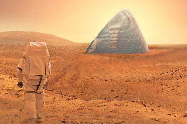 В результате колонизации Марса появится новый вид людей