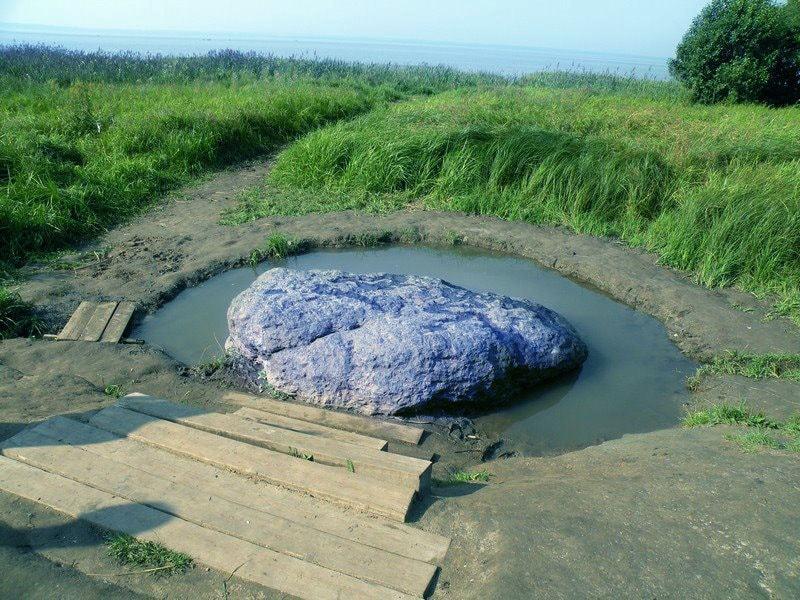 Похождения Синь-камня получили объяснение