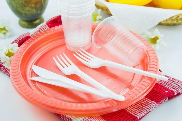 В минприроды готовят запрет на продажу одноразовой пластиковой посуды