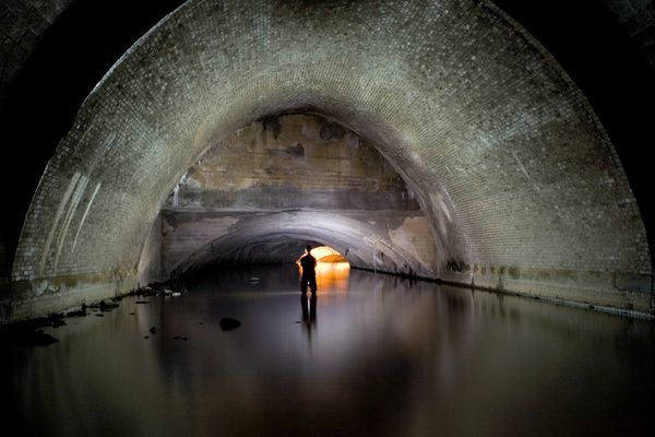 Реки в мире, текущие под землей