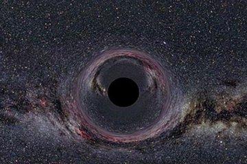 Эксперты разобрали природу черной дыры, изучая космическое пространство
