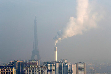 Граждане ЕС часто дышат воздухом, не соответствующим европейским стандартам
