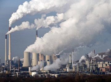 Из-за озонового загрязнения воздуха каждый год умирают 13 тыс. человек