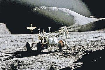 Кислород из лунного грунта: ученые пошли необычным путем