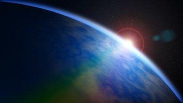 NASA опубликовало снимок потенциально пригодной для жизни экзопланеты