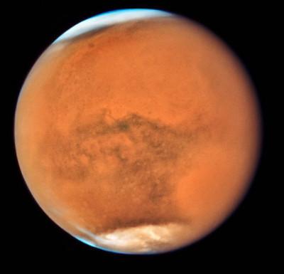 Обнаруженный в Сахаре метеорит доказал наличие воды на Марсе