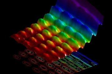 Физики объяснили метахрональные волны в массиве микротрубочек