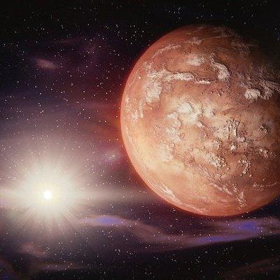 Специалисты NASA раскрыли тайну исчезновения воды на Марсе
