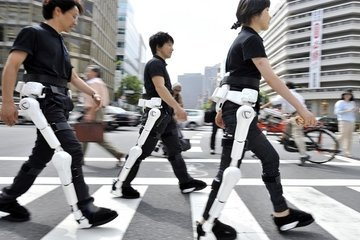 Безопасная батарейка, робот на человеке и другие гениальные японские изобретения