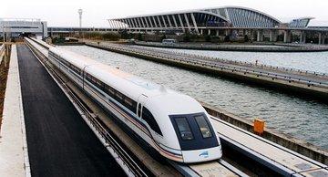 В Китае запустят поезда со скоростью 600 километров в час