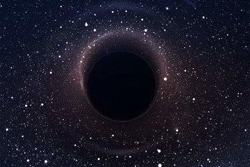 Самая жуткая область космоса. Сверхпустота Эридана