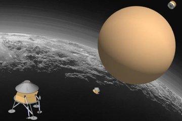 НАСА разрабатывает план орбитальной миссии на Плутон