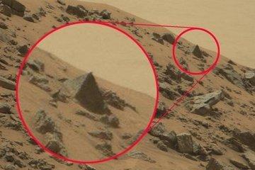 На Марсе обнаружили необъяснимое явление
