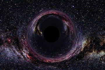 Что случится с человеком, оказавшимся в черной дыре